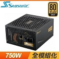 海韻 SeaSonic PRIME Gold 750W 80+金牌(SSR-750GD-V2)
